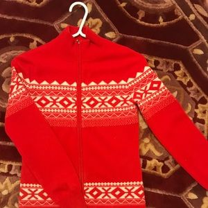 Cashmere sweater, very soft wear once